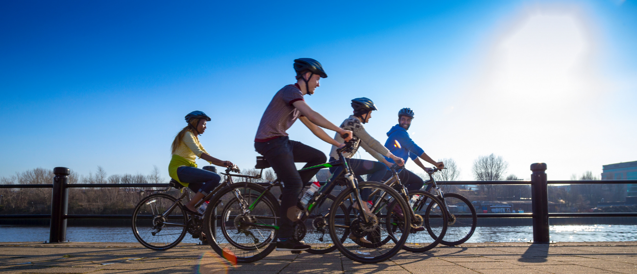 Exemple de Challenge Interne : tous à vélo au travail !