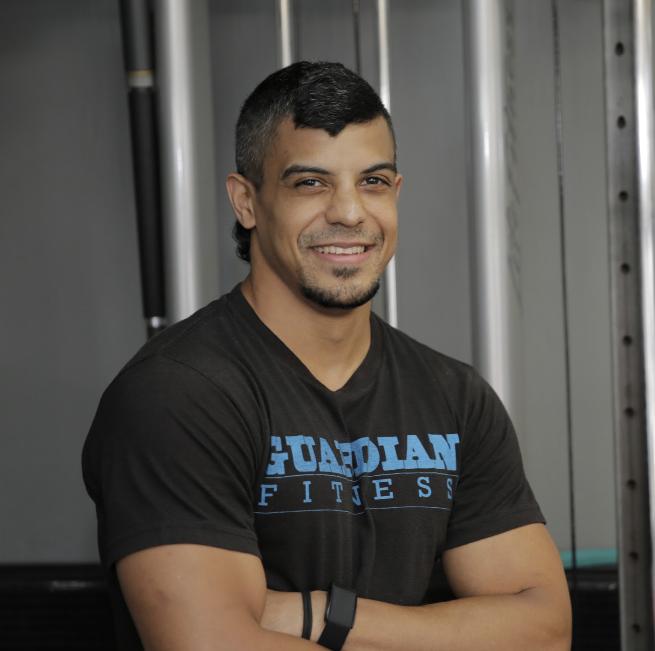 Zubaid Toefy -Guardian Fitness Trainer