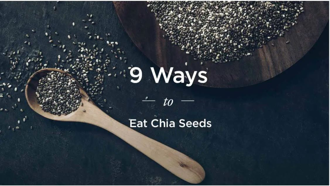 According to the American Society for Nutrition, chia seeds provide insoluble fiber which helps keep you fuller longer and bulks up stool to prevent constipation.