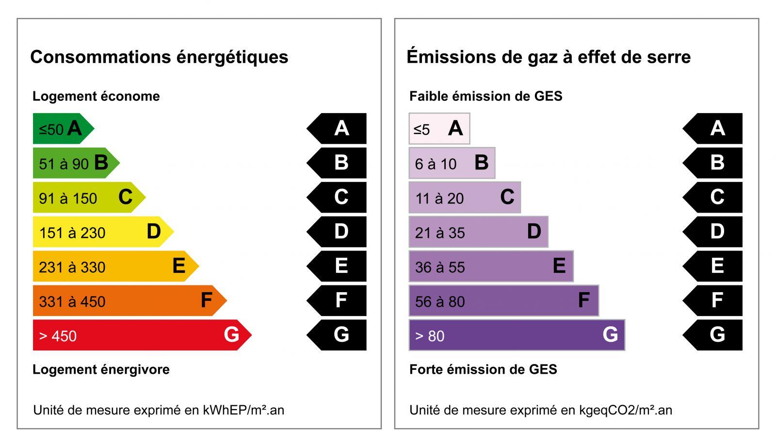 Diagnostique performances énergétiques (DPE)