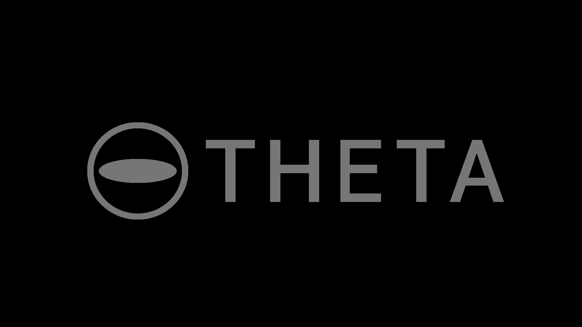 Logo de Theta Ricoh