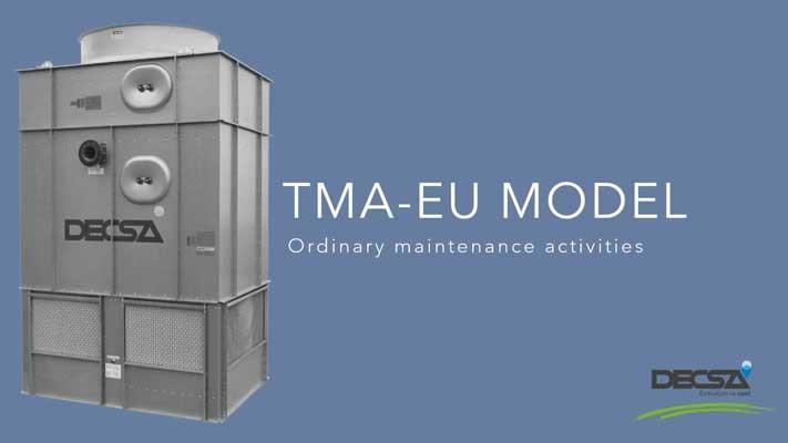 Cooling tower maintenance: TMA-EU series [webinar]