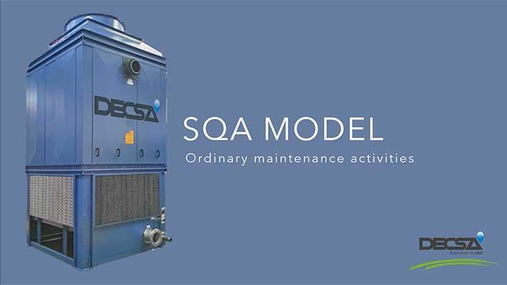 Cooling tower maintenance: SQA series [webinar]