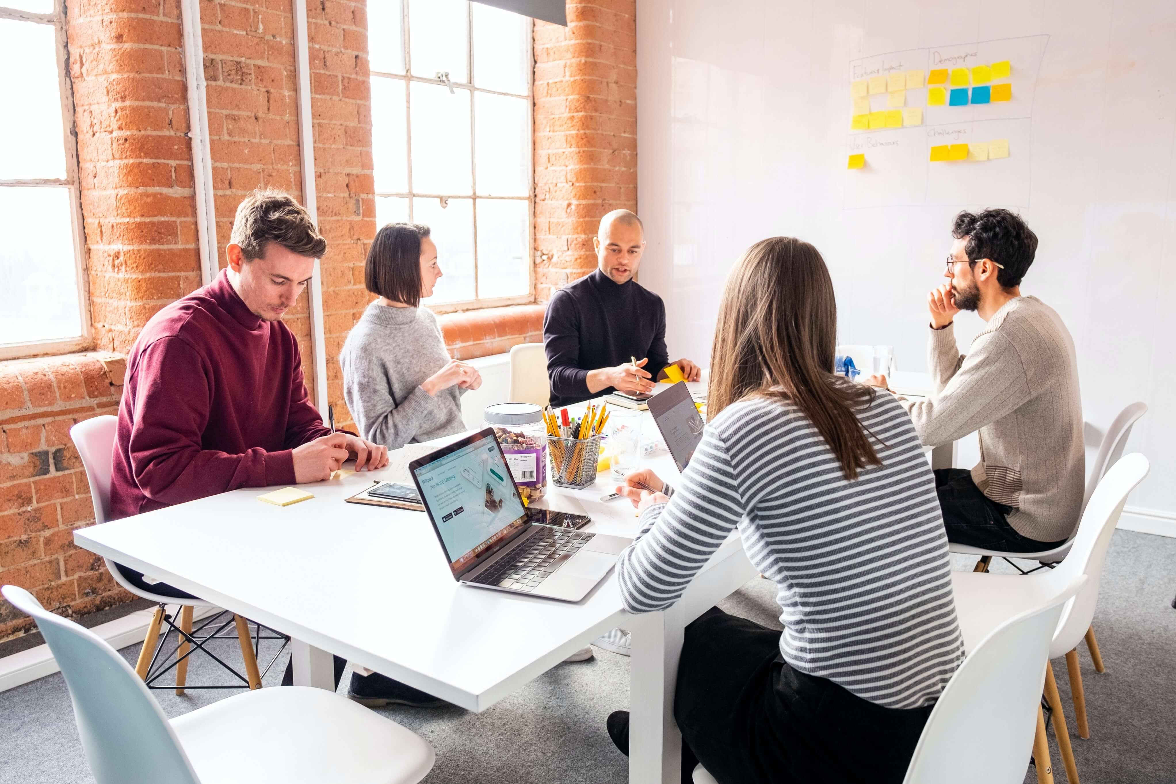 Design sprints produce UX design-led results