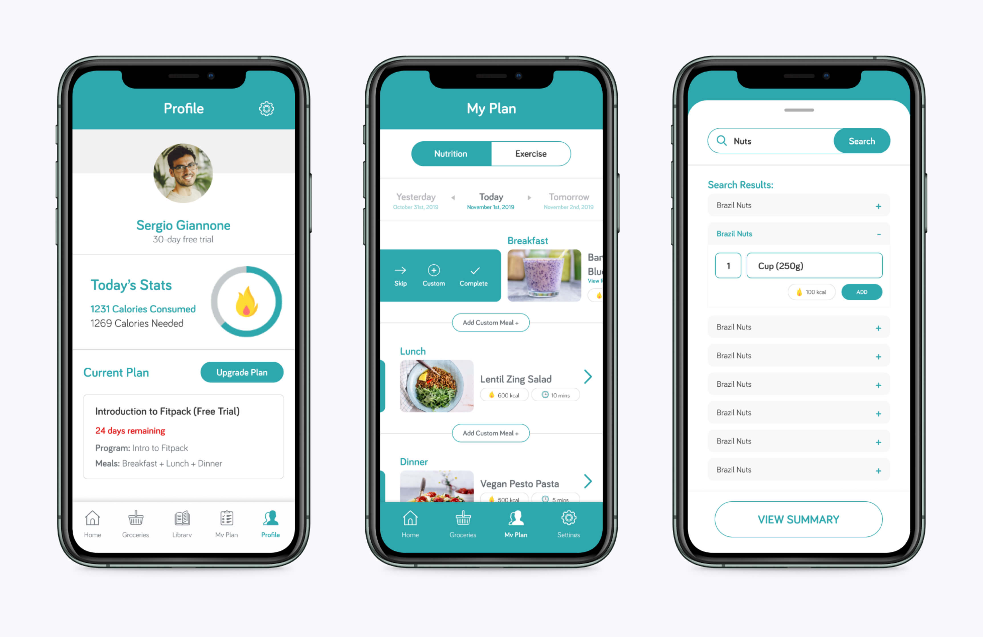 A digital platform to transform the way you live to attain long-term sustainable health and wellbeing goals.