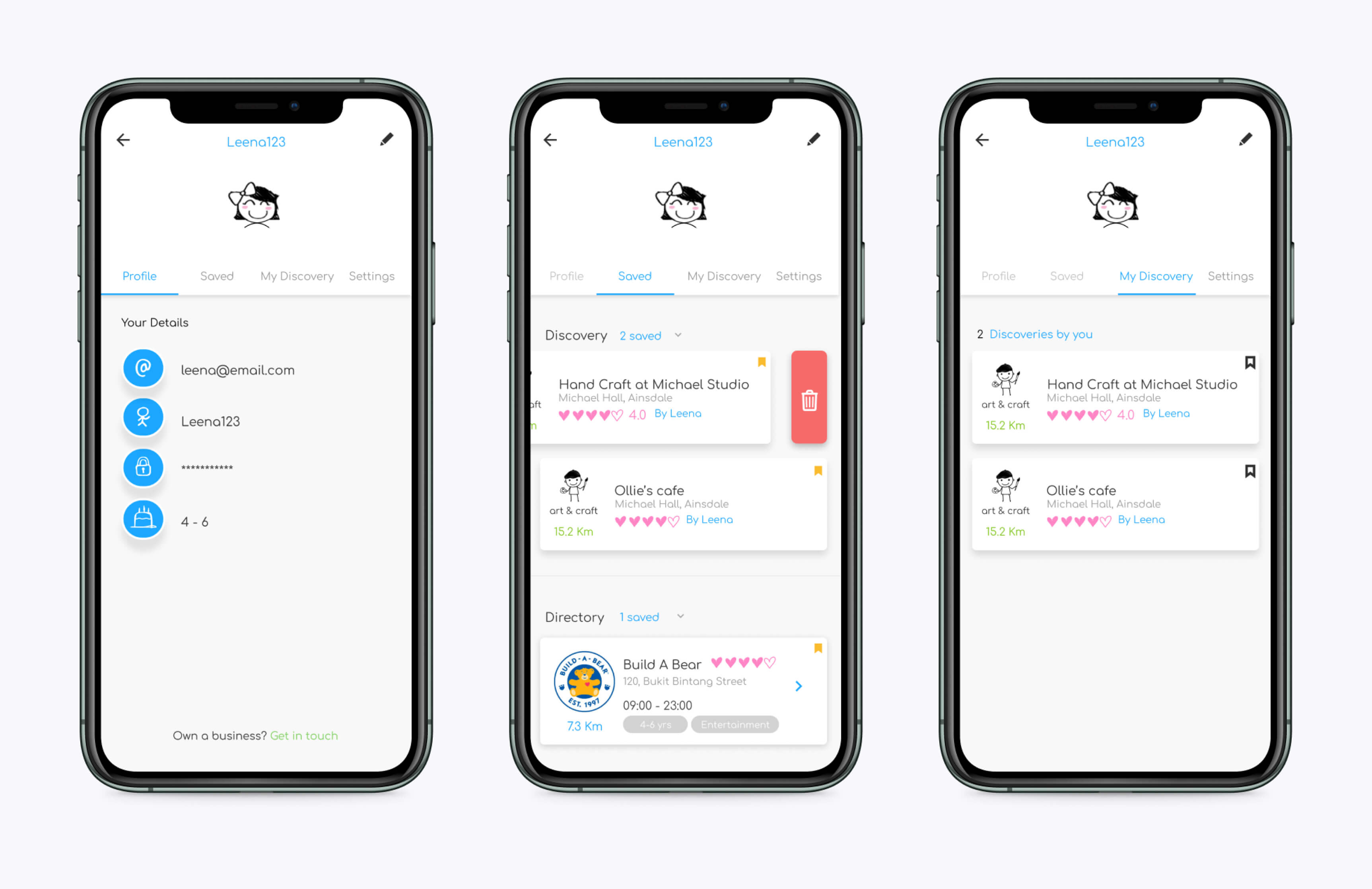 With just a tap on kidzdiretc's sanity-saving app, parents can find family-friendly events, activities and promotions all over the world. Co-located in the UK and Malaysia, we helped this startup design, build and launch multiple products across web, iOS and Android.