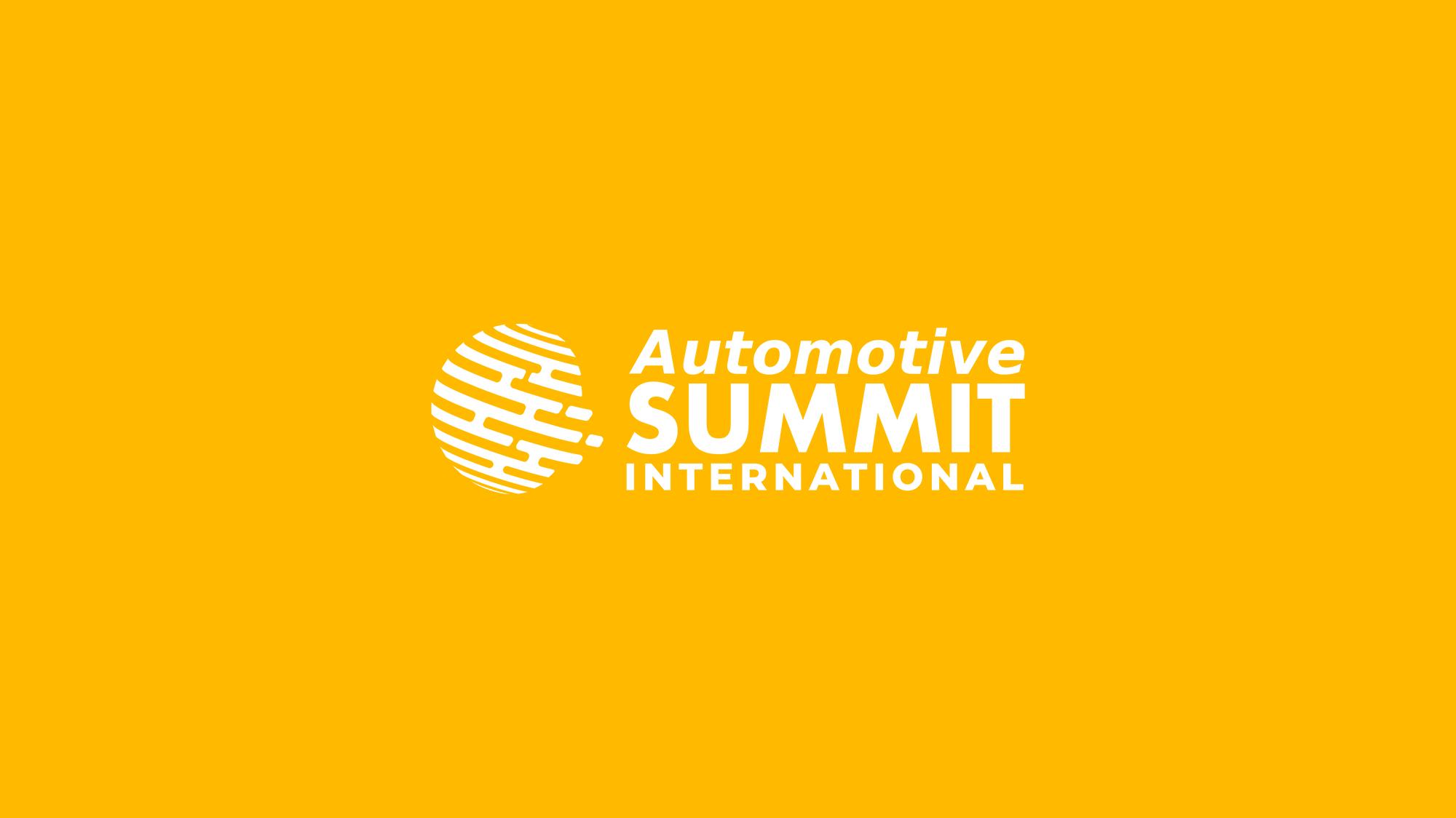 Automotive Summit - Official Sponsor