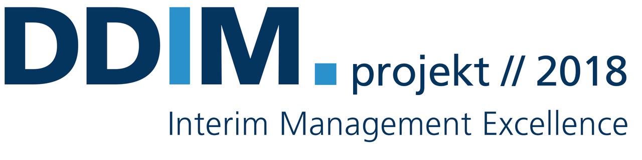 DDIM prämierte Interim Management Mandate der Extraklasse