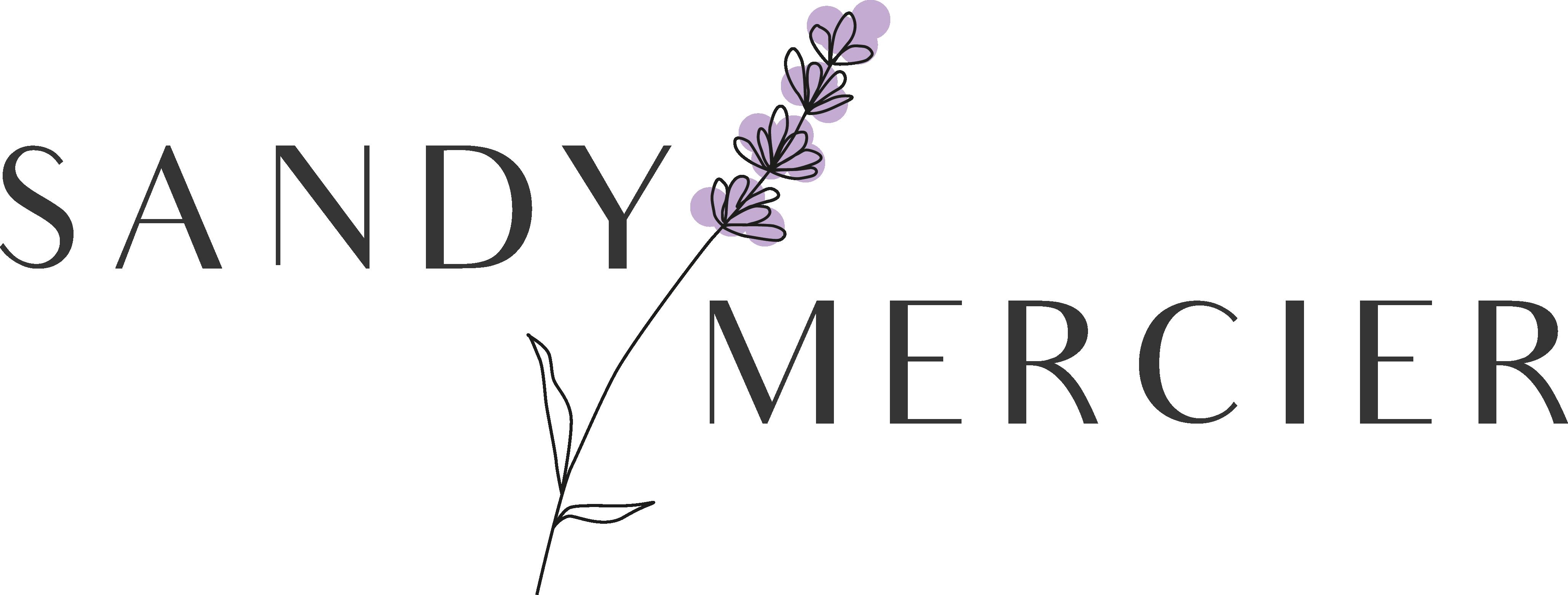 Sandy Mercier Logo