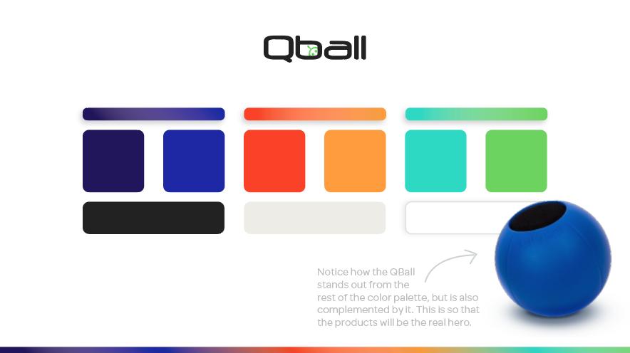 Qball Colors
