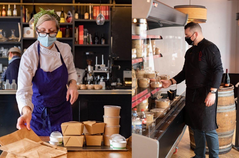 L'année 2020 a forcé de nombreux restaurants à fermer ou à restreindre leurs services de restauration, à cause de la pandémie du Covid-19. Toutefois, elle leur a aussi permis de penser à de nombreuses stratégies commerciales, et marketing pour innover leurs prestations.
