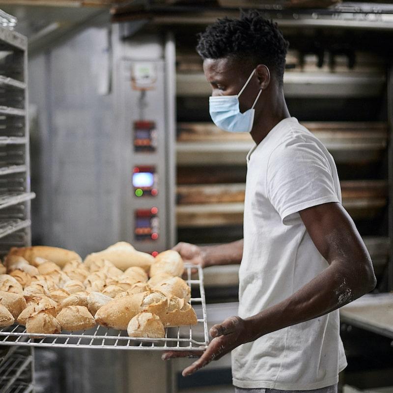 Maison du Pain fabrication du pain