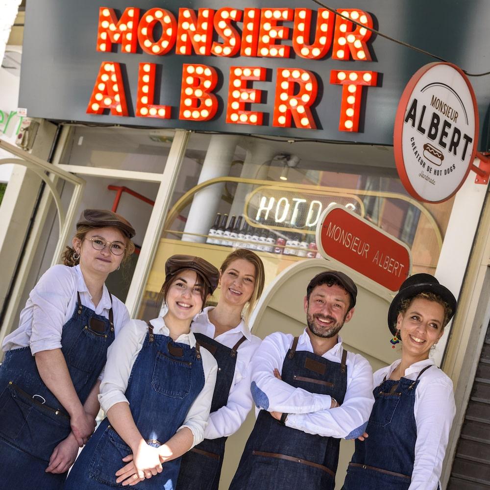 Ouvrir sa franchise - Monsieur Albert