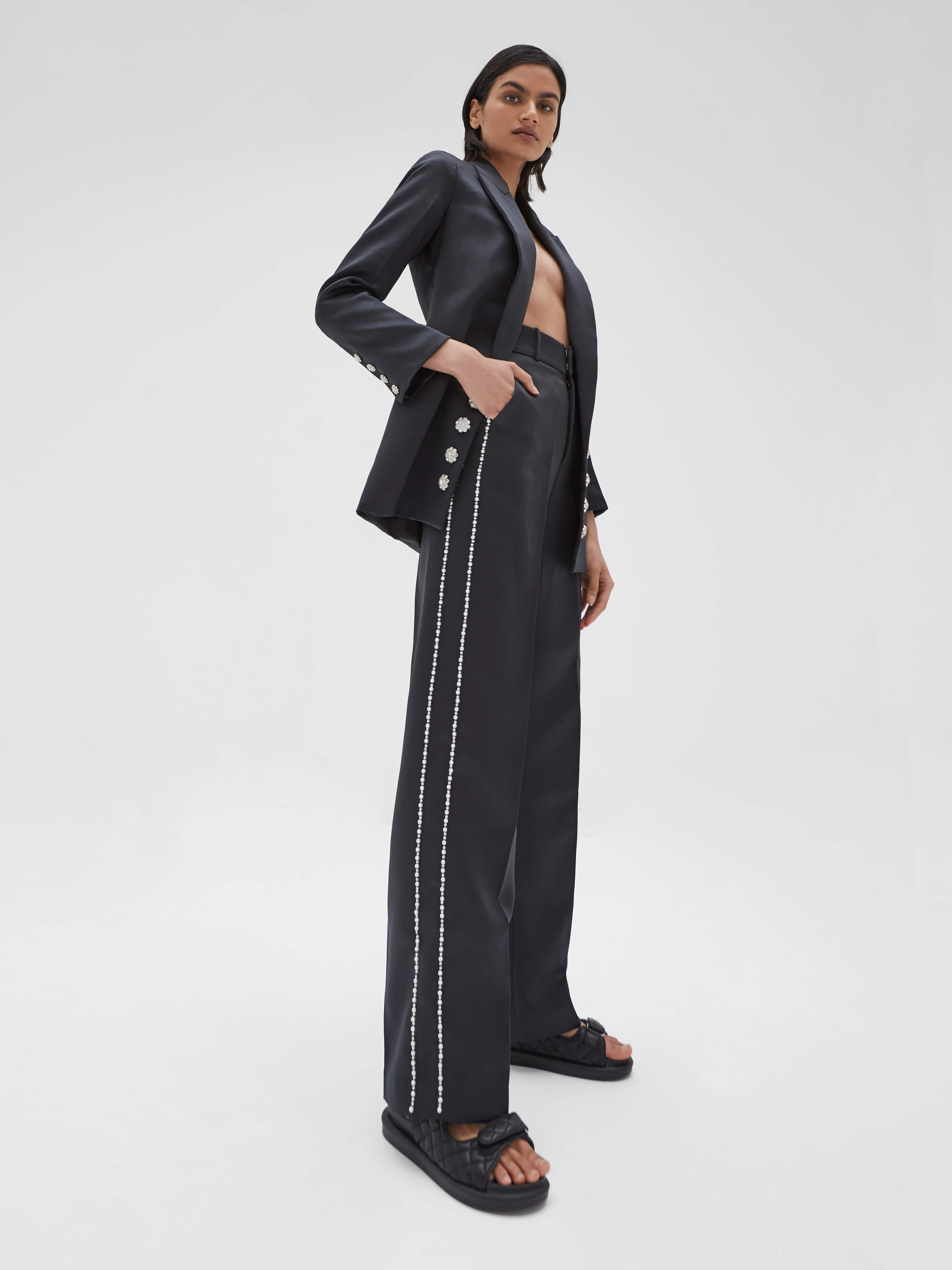 Kaly Trousers Black