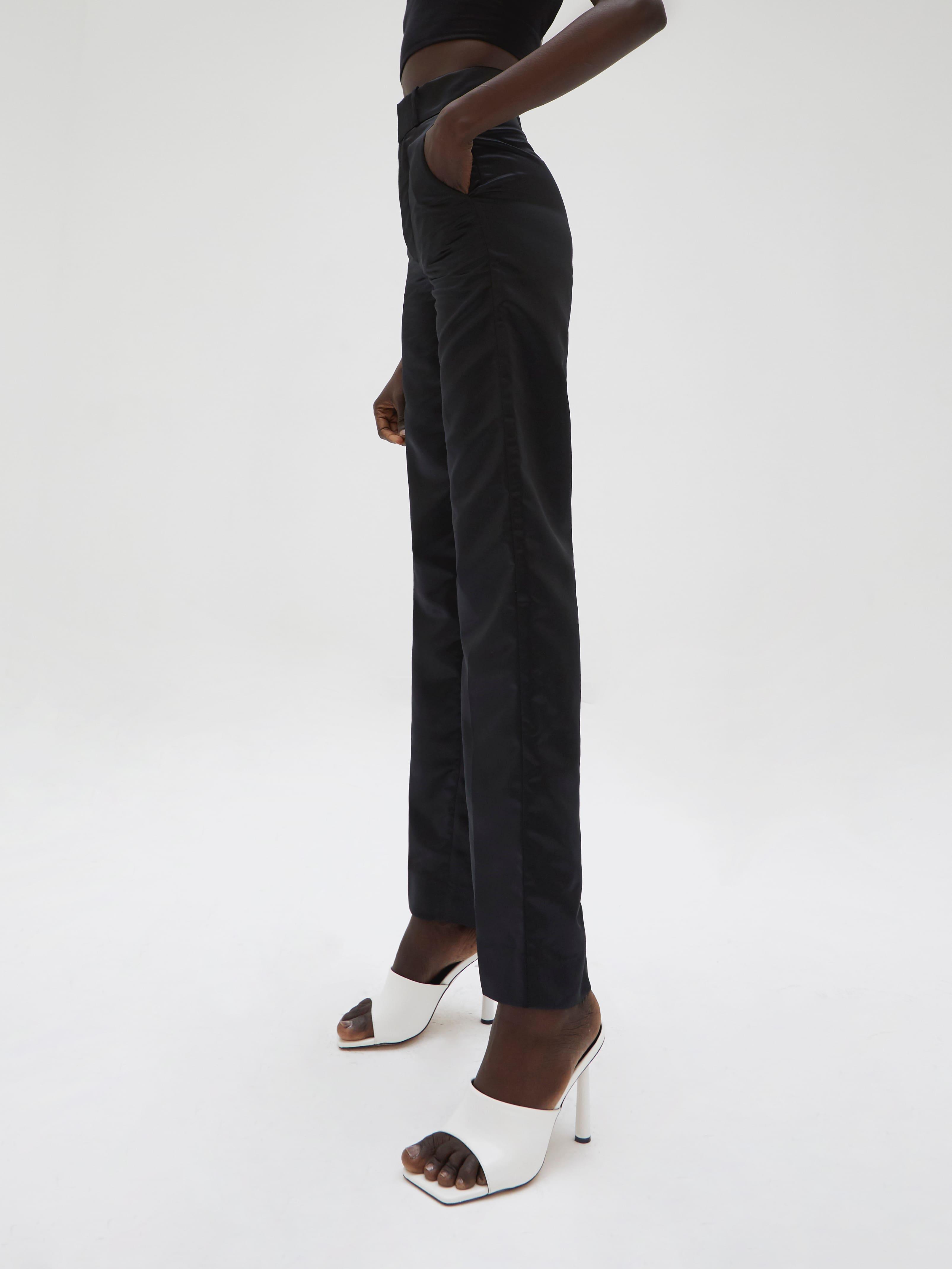 Kinza Trousers Black