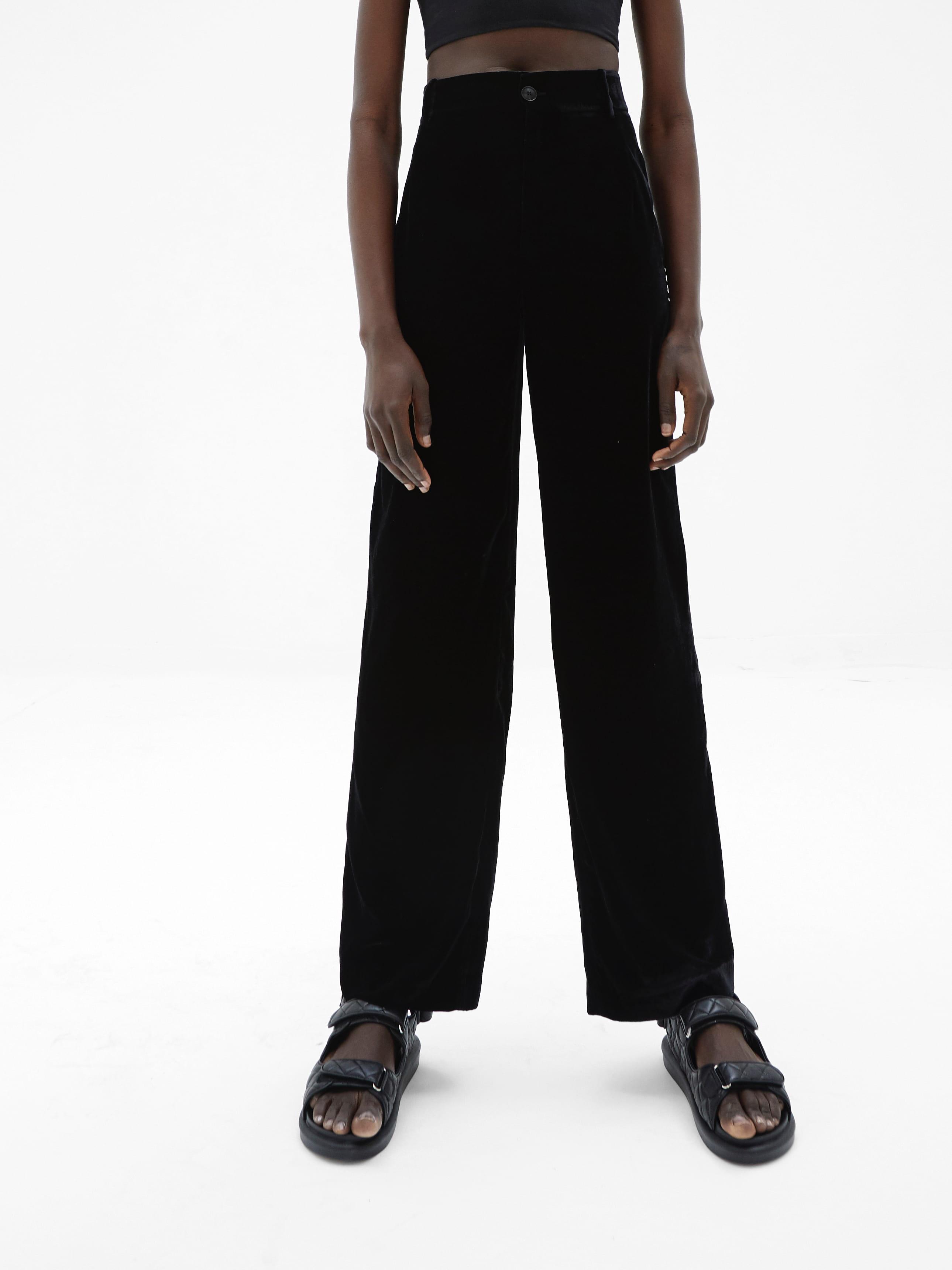 Katia Trousers Black