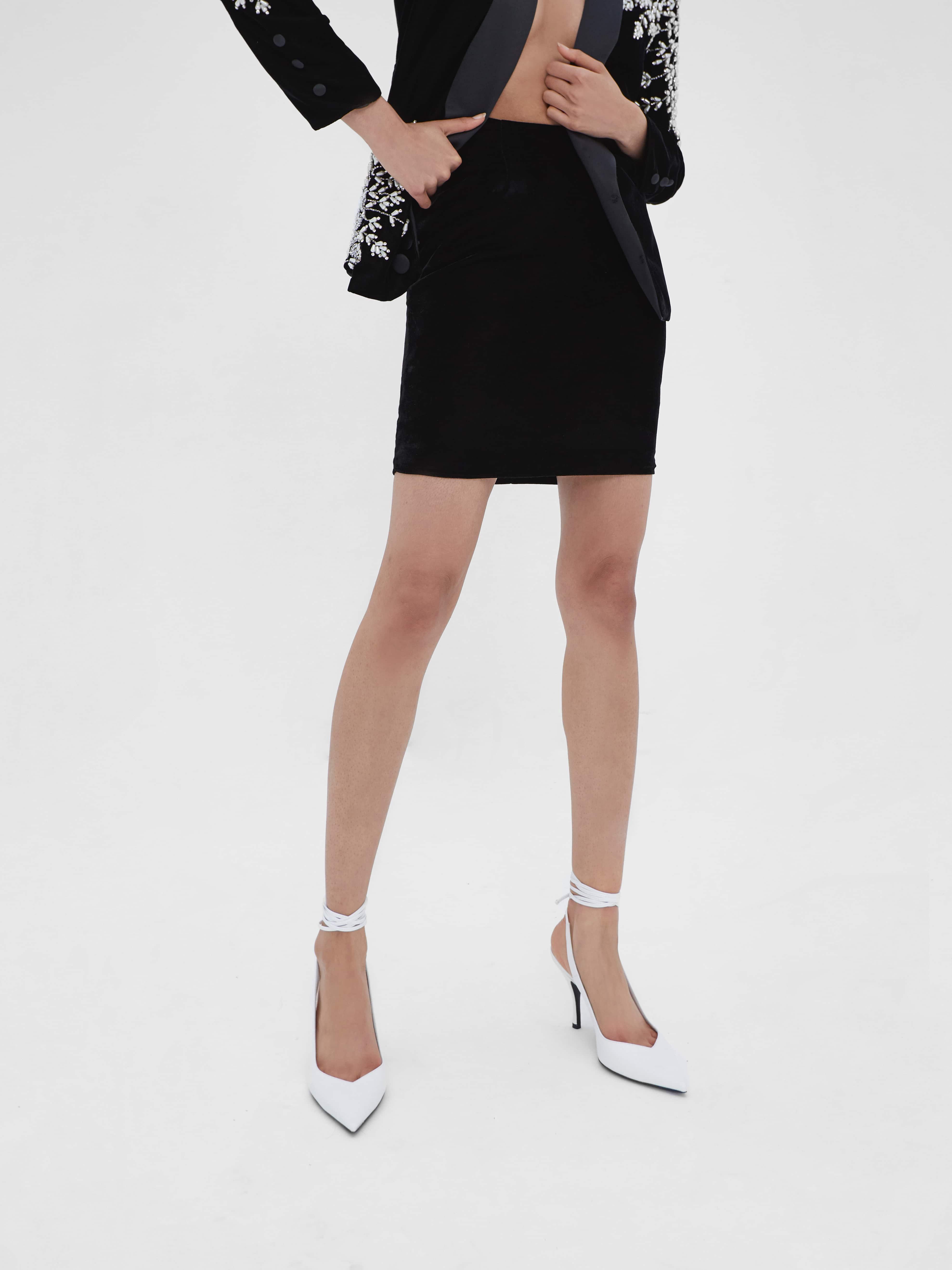 Kezia Skirt Black