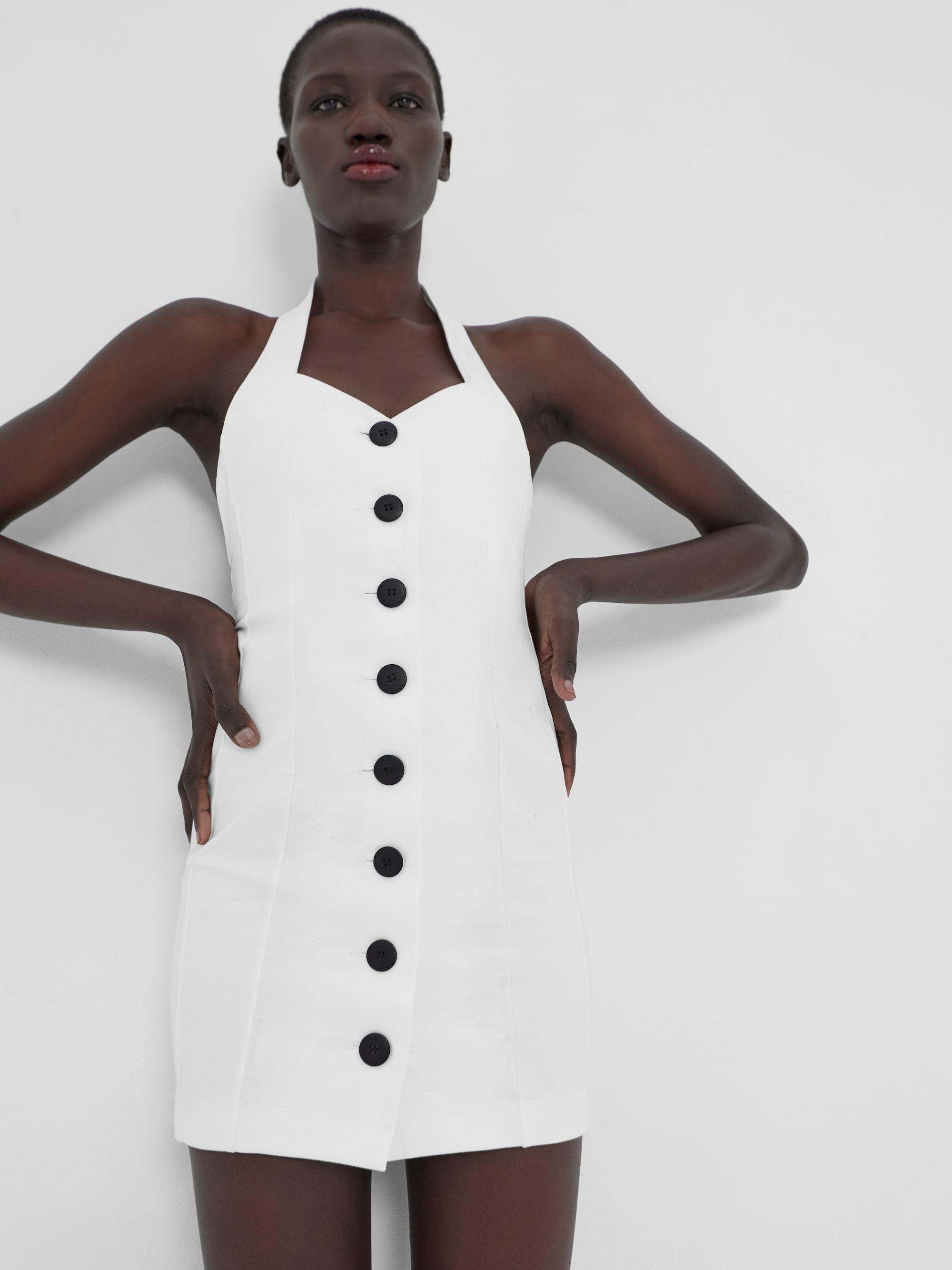 Klaz Mini Dress Ivory