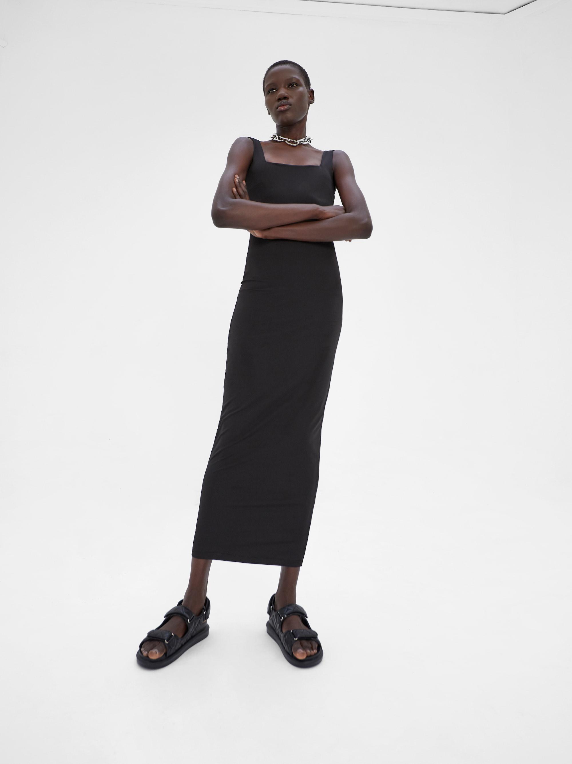 Keely Maxi Dress Black