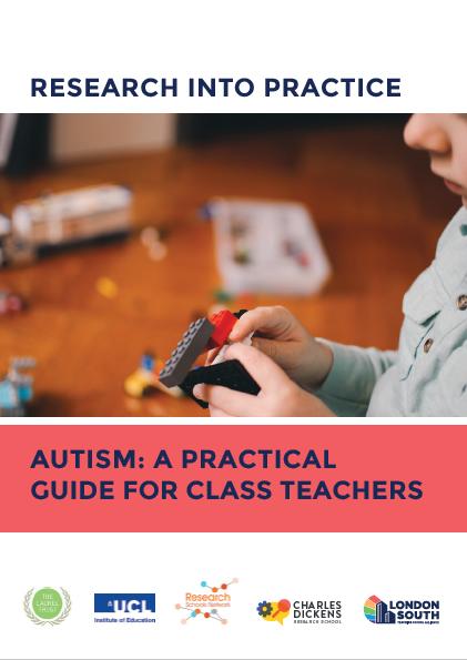 Autism: A Practical Guide For Class Teachers