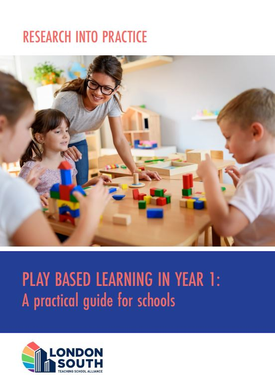 Play-based learning in Year 1