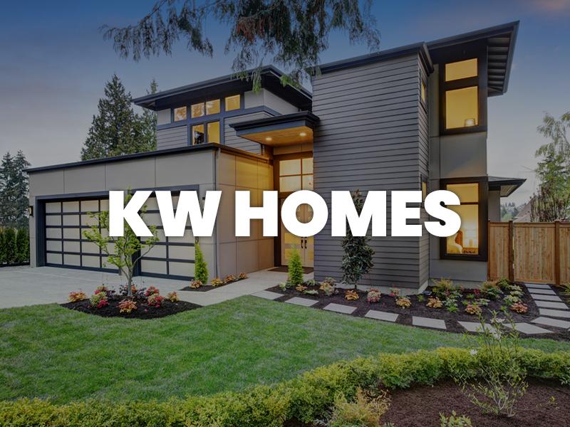 KW Homes | Coco Creative Web - Construction Web Design