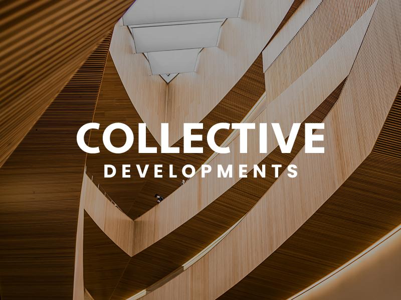 Collective Developments | Coco Creative Web - Construction Web Design
