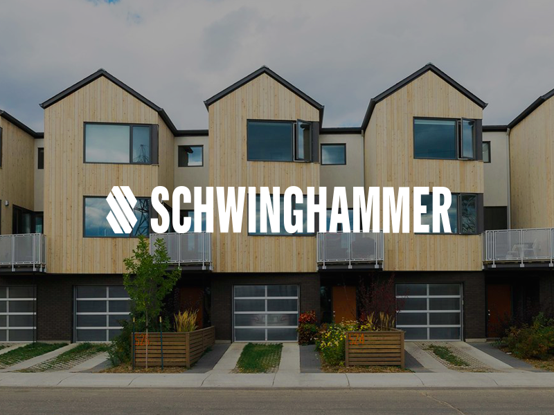 Schwinghammer Construction | Coco Creative Web - Construction Web Design