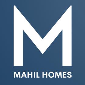 Mahil CPA logo | Coco Creative Web - Construction Web Design