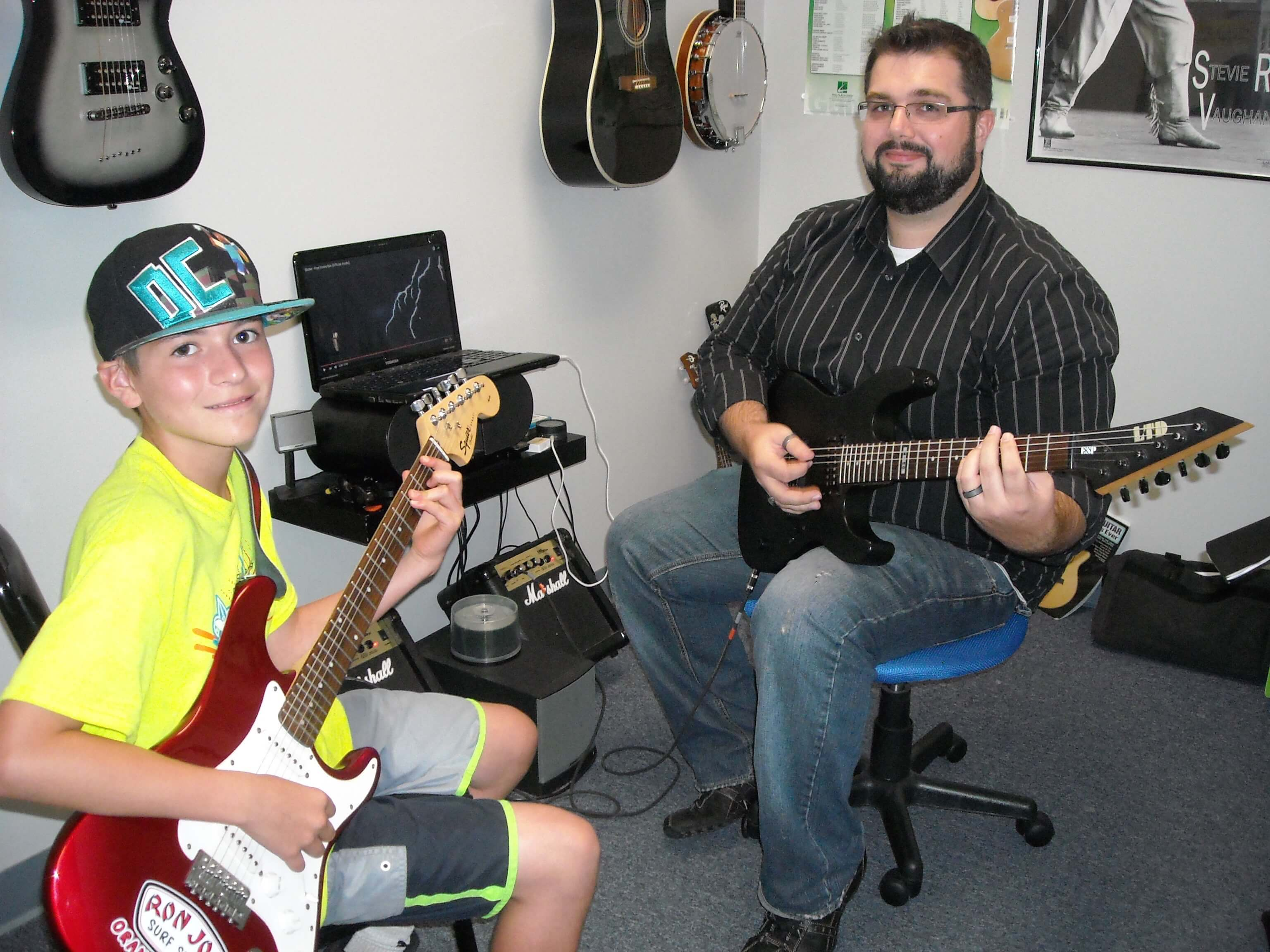 guitar and bass lessons near me in conway ar