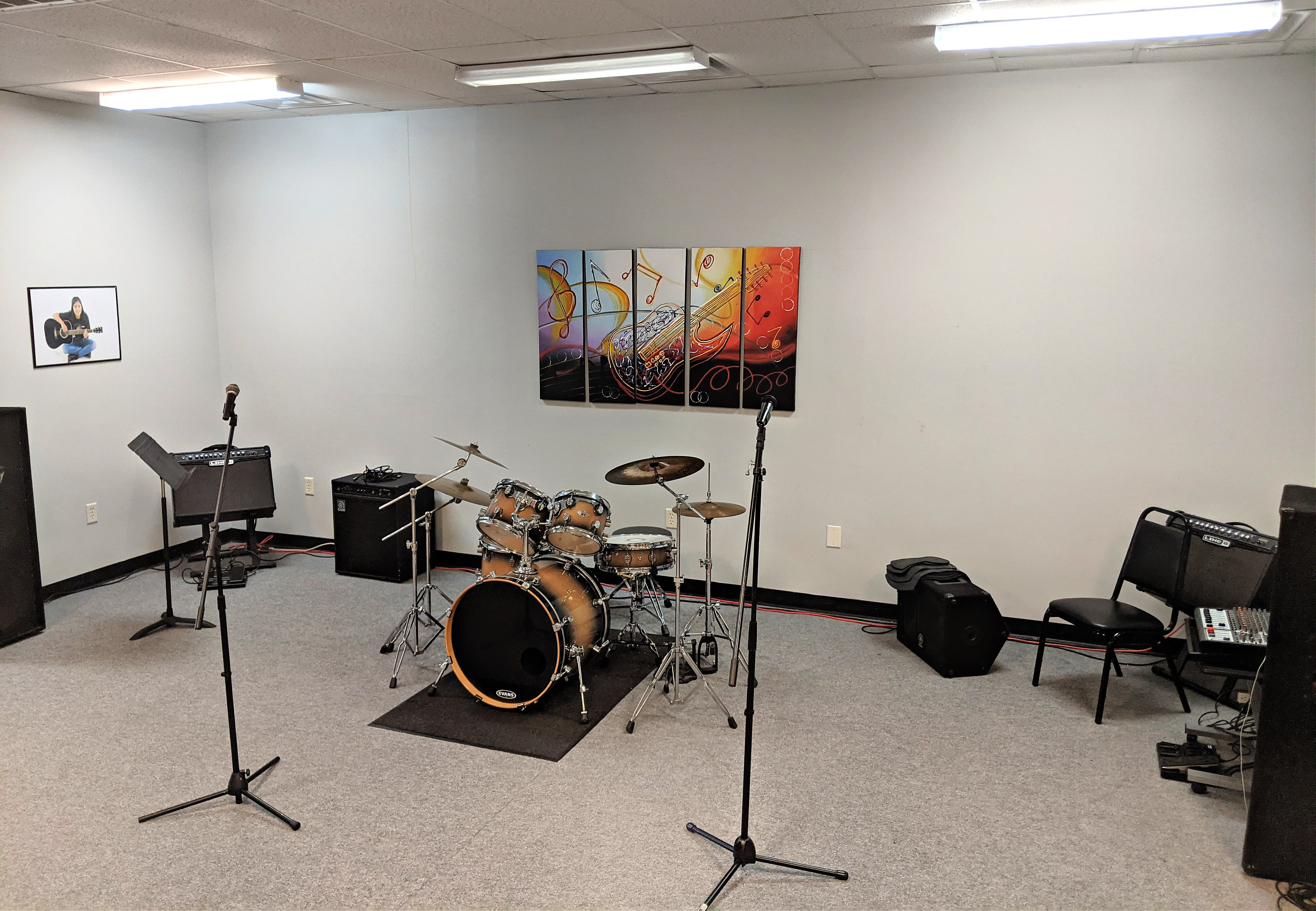 rock band classes for kids near me in conway ar