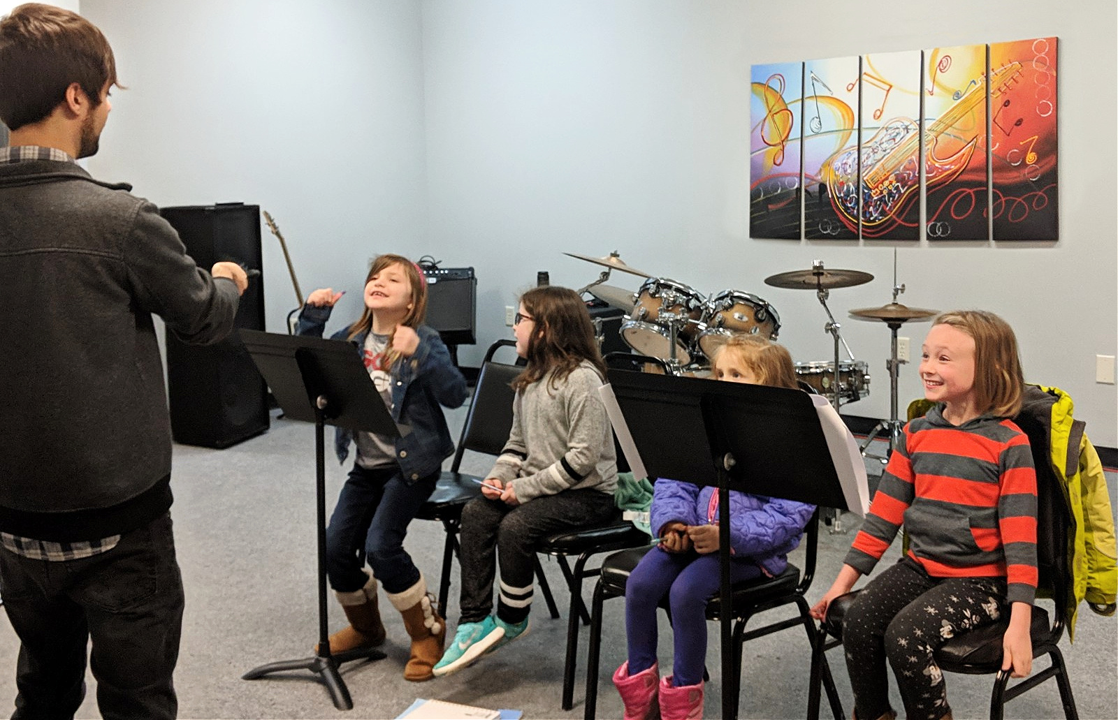 violin lessons for kids and adults near me in conway ar