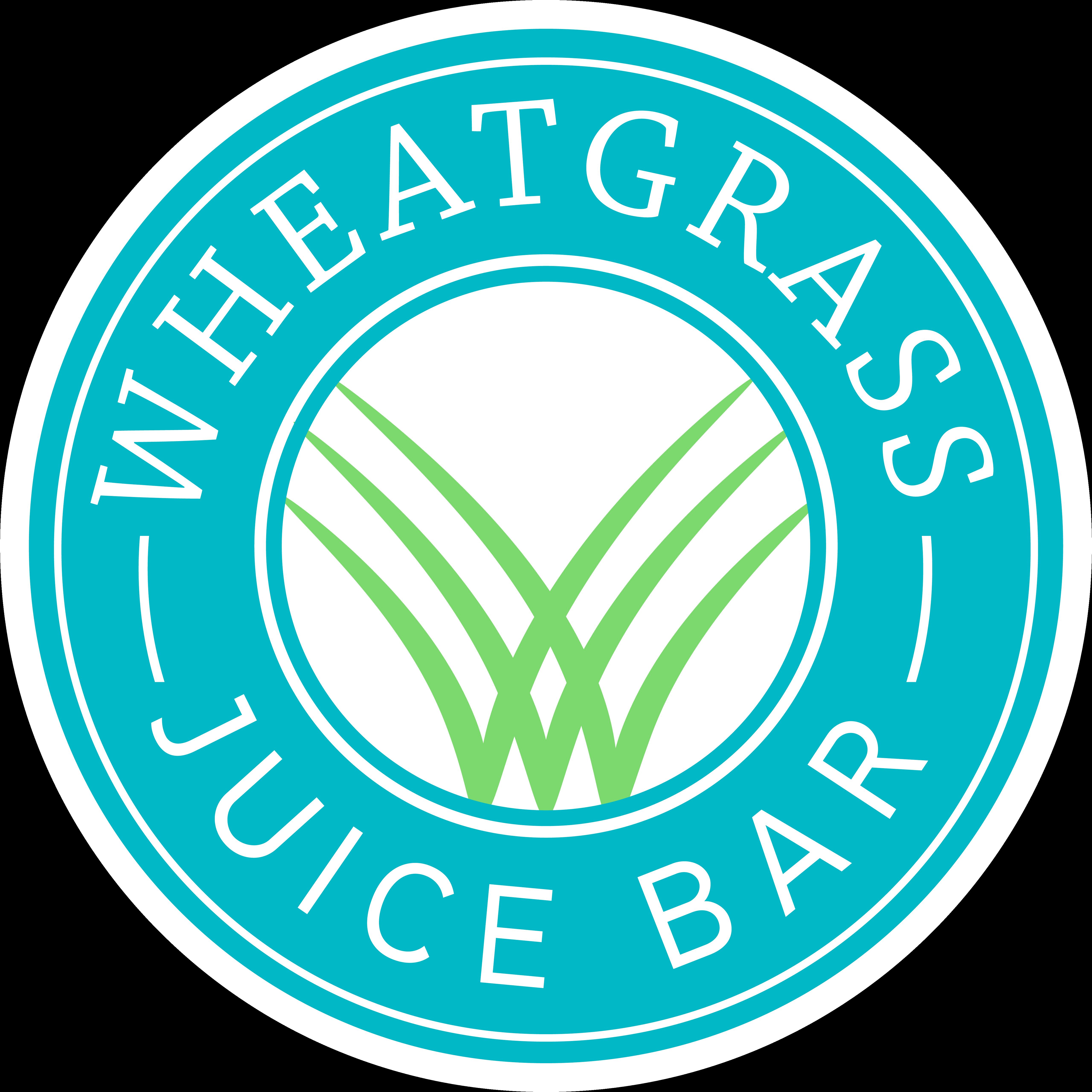 Wheatgrass Juice Bar logo
