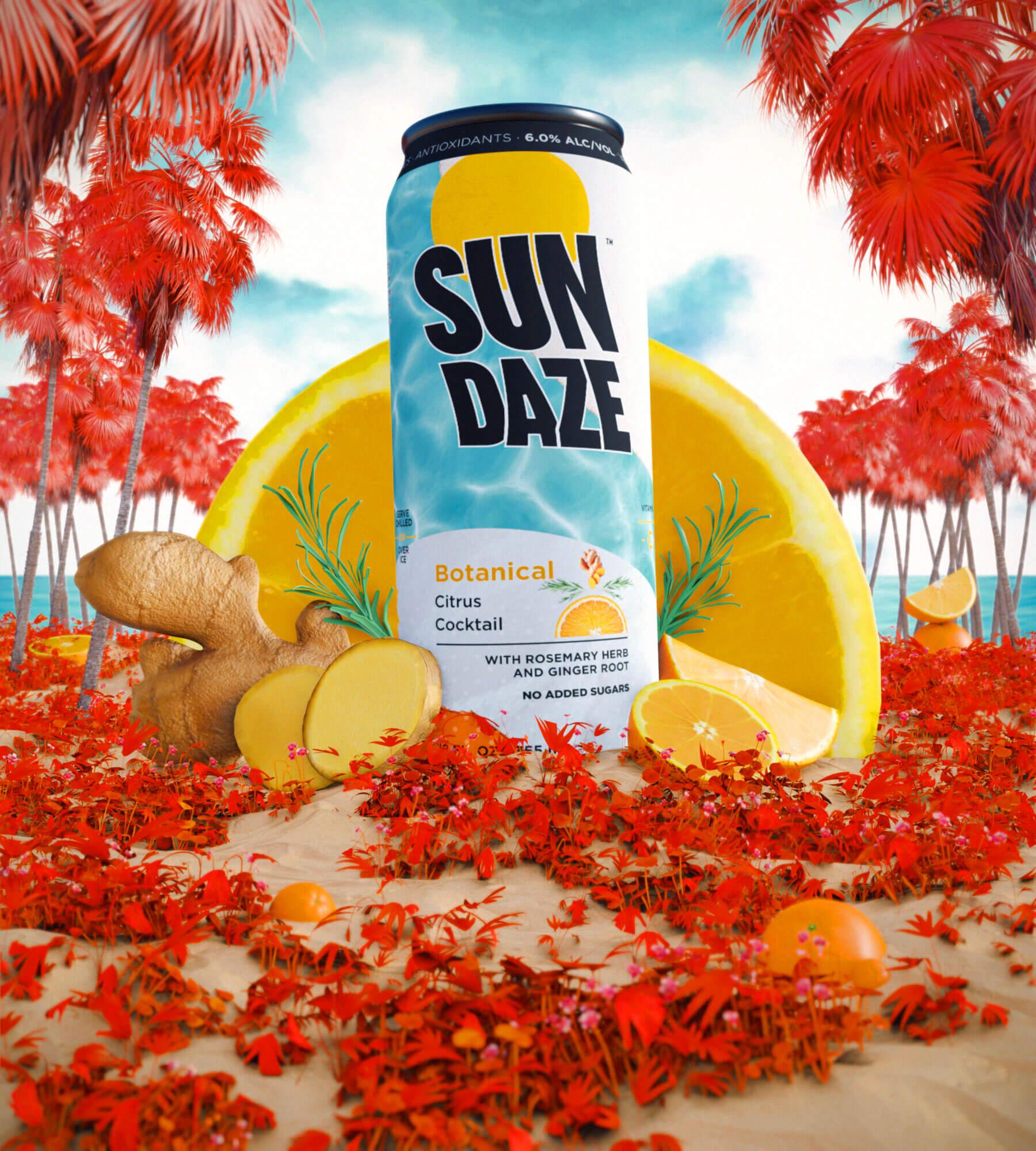 SunDaze Botanical Flavor