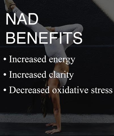 NAD Benefits
