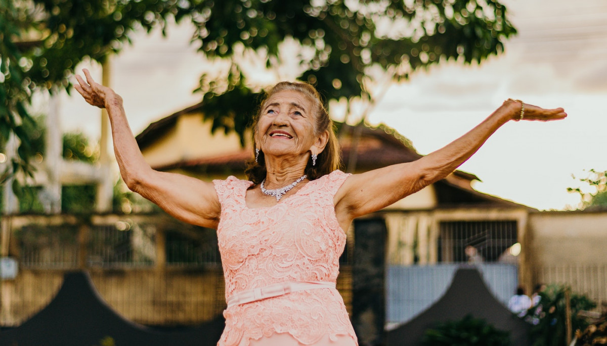 Words from the Wise - How Ozone Helped a 74 Year Old