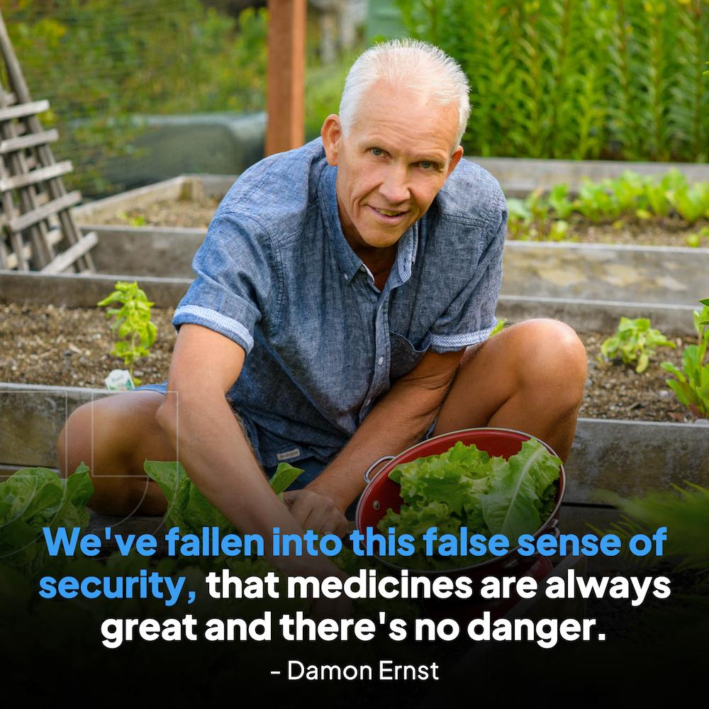 Damon Ernst on Conventional Medicine
