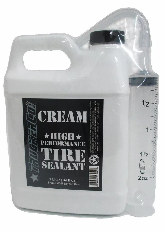 Cream II Tire Sealant