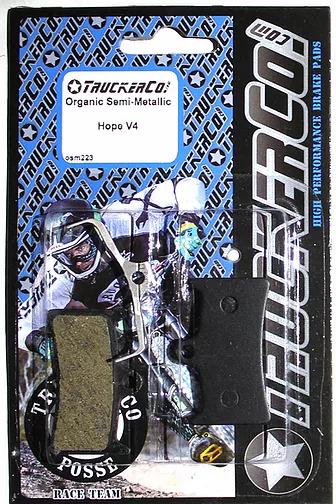 Disc Brake Pads Metallic