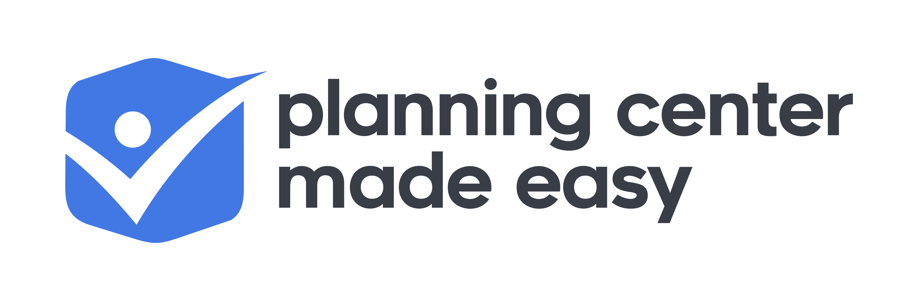 Planning Center Made Easy Logo - The Ultimate Course on Planning Center