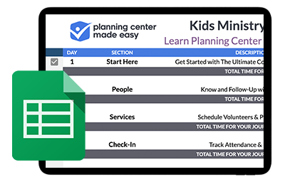Customizable training plan helps you learn faster