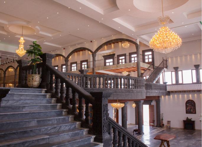Interior Salón Marqués