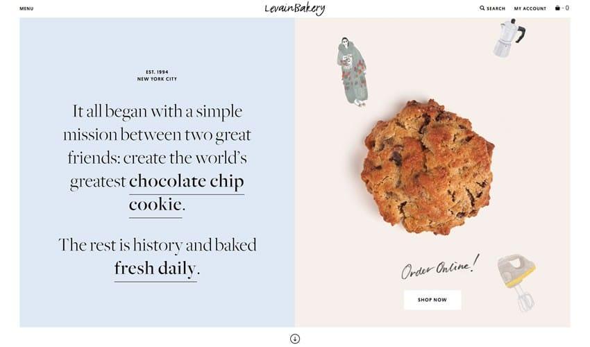 10 website design ideas for restaurants and cafes