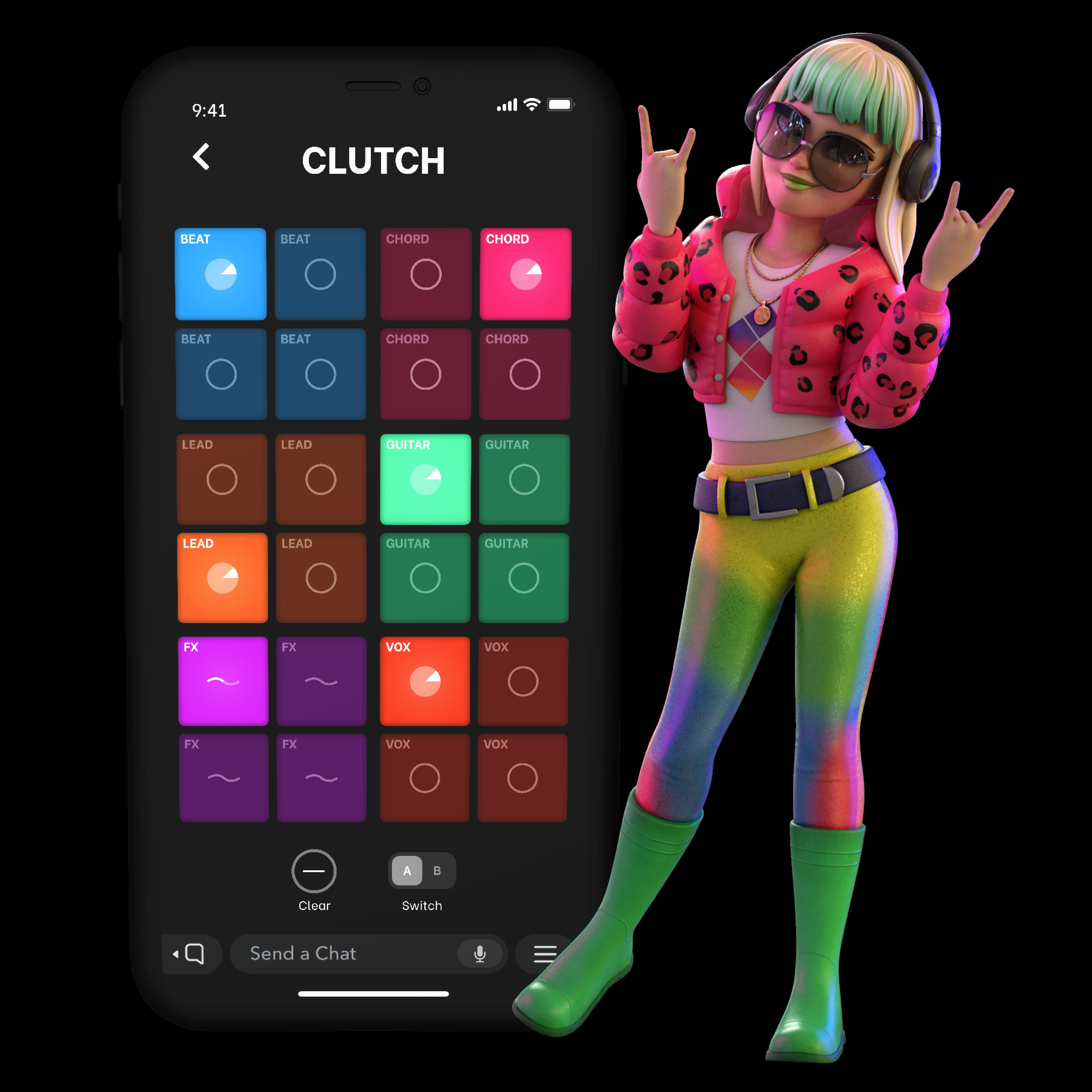 The Dubstech Protothon Wordmark 2020
