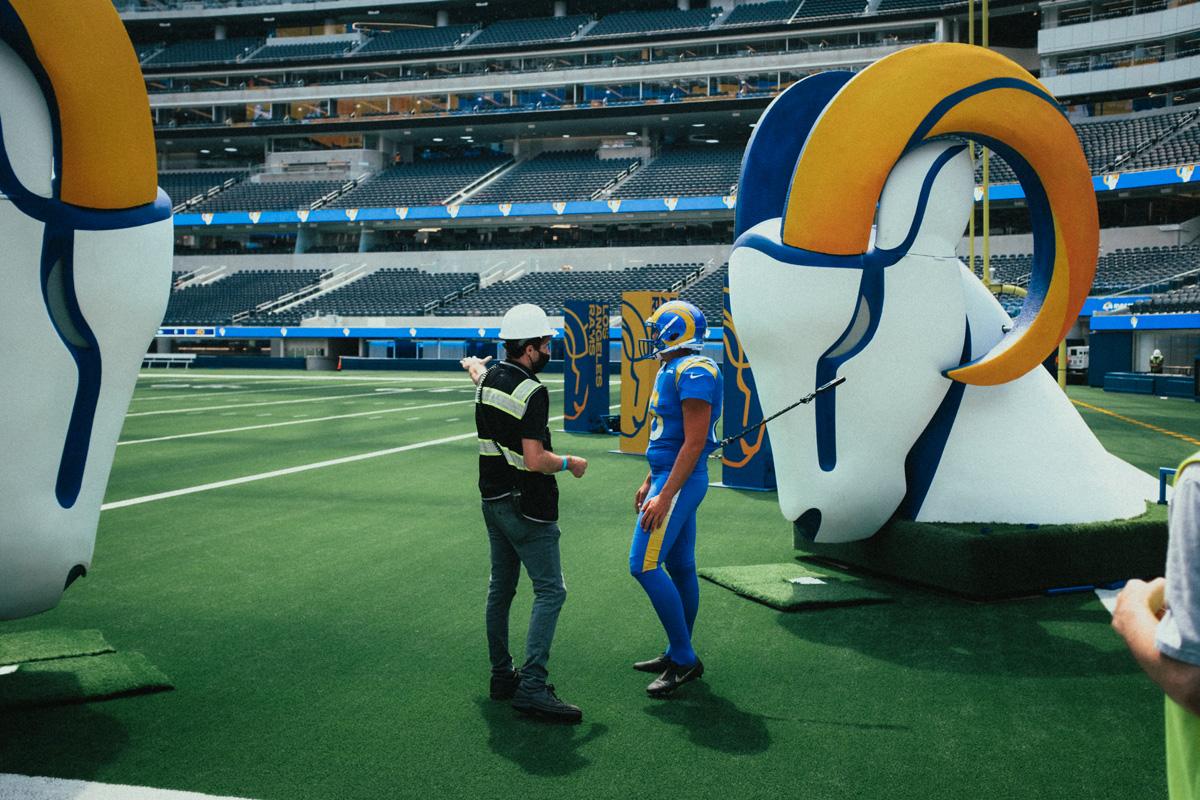 LA Rams model