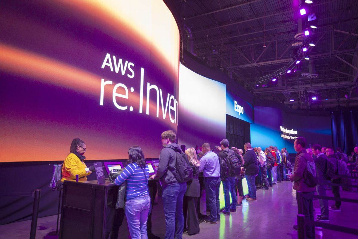 AWS re:Invent Conference