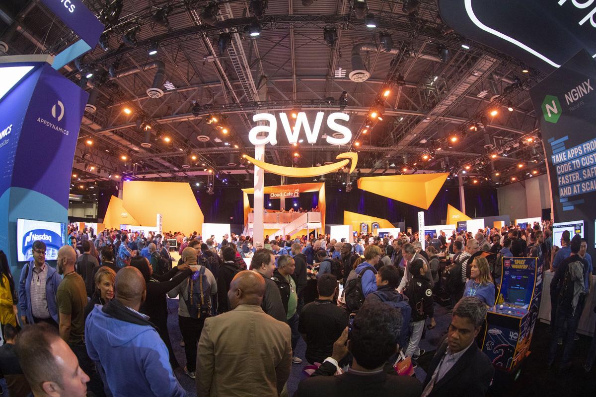 AWS re:Invent 2019 AWS Village