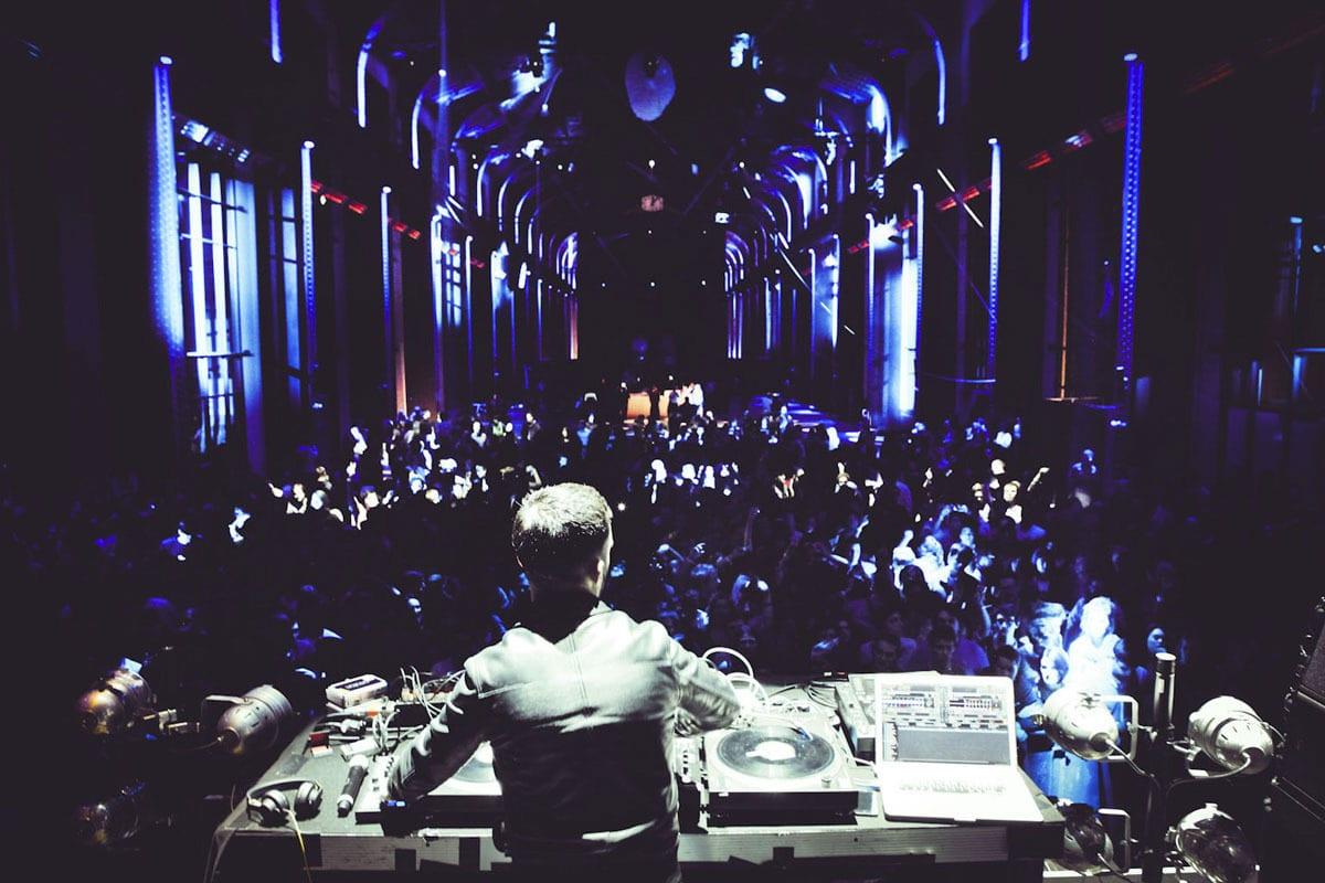 .party() Paris DJ