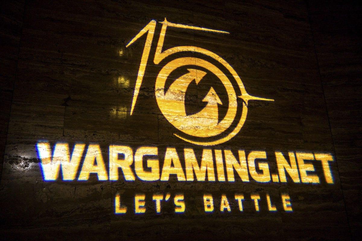 Wargaming E3 logo