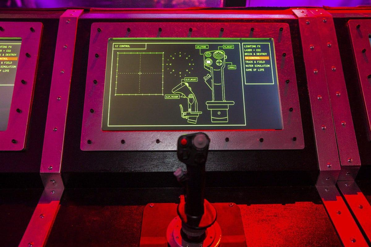 Wargaming E3 flight simulator